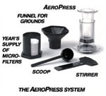 Aeropress System Feature
