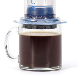 Aeropress Espresso Brew