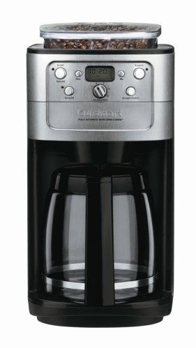 Coffee Brewer with Grinder