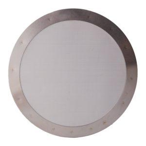 Aeropress steel filter